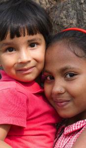 Patenschaft Sunshine Project India