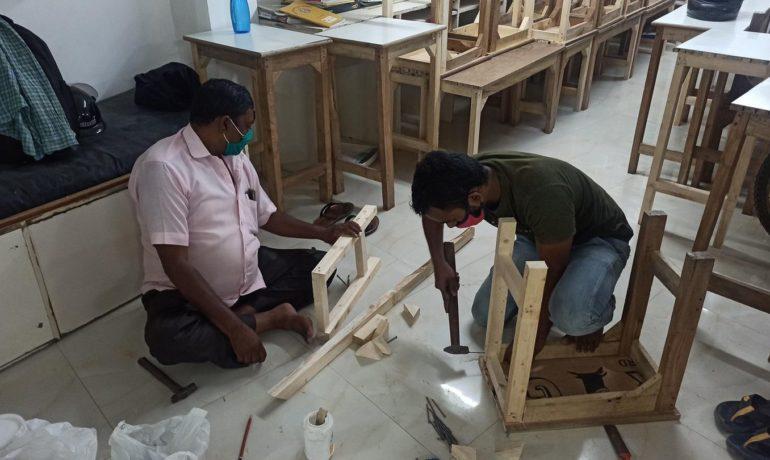 Sunshine Project India Schreiner helfen